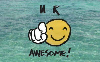 U R Awesome!!!